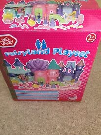 Chad valley fairy playset