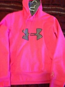 """UNDER ARMOUR"" women's breast cancer edition hoodie  St. John's Newfoundland image 6"