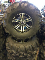 ATV / UTV TIRE & RIM SALE! WINTER ITP MUDLITE TIRE SALE 35% OFF