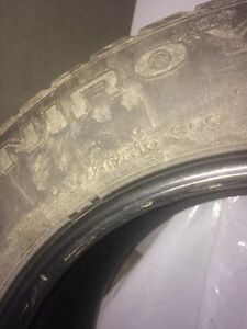 215/60R16 Winter Tires Prince George British Columbia image 3