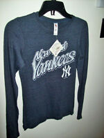 NEW: WNS NEW YORK YANKEES MLB BASEBALL LONGSLEEVES TRIBLEND City of Montréal Greater Montréal Preview