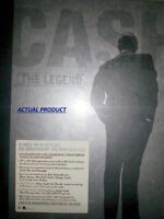 Johnny Cash:  Limited Deluxe Edition Box Set - NEW