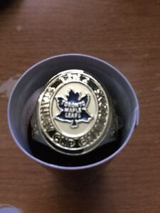 Stanley cup ring Toronto maple leafs