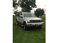 Jeep commander 7 seater px swop