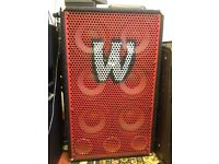 Warwick Bass Cabinet - 900W 6 x 10 - EXCELLENT CONDITION