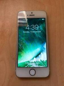 iPhone 5s Gold 16GB for sale Sydney City Inner Sydney Preview