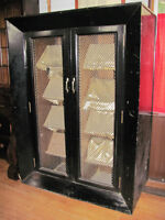 Large Wine Display Cabinet