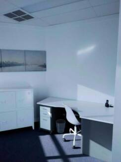 New Furnished Private Office plus meeting room, balcony access