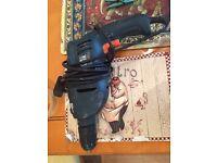 Black & decker 700w hammer drill
