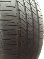 Set of 2 BRIDGESTON Summer tires 185/55/15