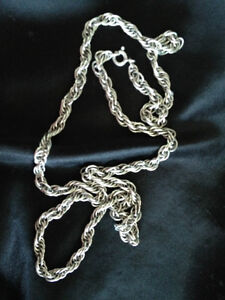 Sterling Silver Necklace Oakville / Halton Region Toronto (GTA) image 2