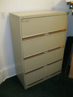 FILIERS A DOCUMENTS , FILING CABINETS