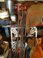 Large screw clamps - $50 takes all