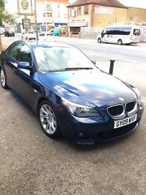 Bmw 520d m sport/2009 1 owner from new/auto facelift+part exchange welcome