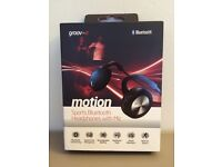 Groove Motion Sports Bluetooth Headphones