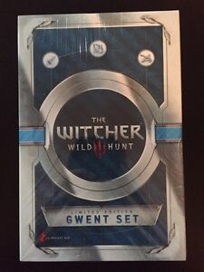 The Witcher Gwent Cards Brand New