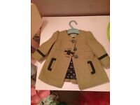 Girls jackets 6-12 months