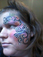 Face painting for parties in Amherst