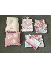 Laura Ashley Girls Bedding Bundle