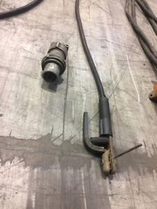 Heavy duty welding cable  Cambridge Kitchener Area image 2