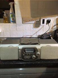 Mini CD player