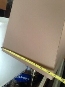 "36"" Tall table / desk lamp with square shade Cambridge Kitchener Area image 4"