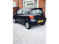 TOYOTA YARIS COLOUR COLLECTION 1.3 VVTI 2005