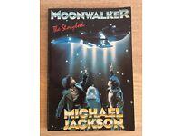 Michael Jackson Moonwalker Storybook