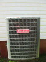 heat pump made by goodman