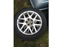 VW 16' Golf Wheels