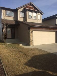Beautiful Home backed onto the park / utilities included