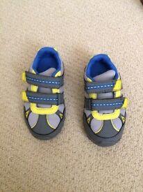 M&S boys shoes size 7