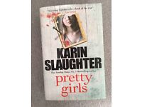 Pretty Girls Hardback Book In Excellent Condition!!