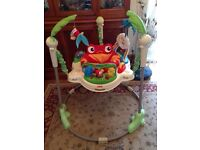 Fisher-Price Rainforest Jumperoo Baby. Only £50