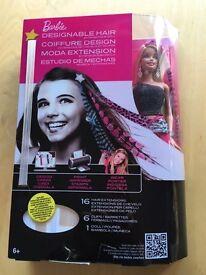 Barbie designable hair