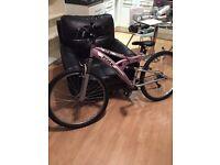 Ladies TFS Trax bike