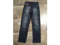 Motorbike jeans