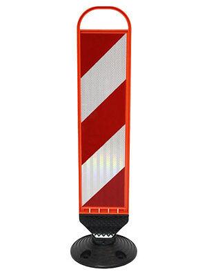 Baker Stand (Signalbake Leitbake Warnbake Bake Stand UP überfahrbar Fahrbahntrennung)
