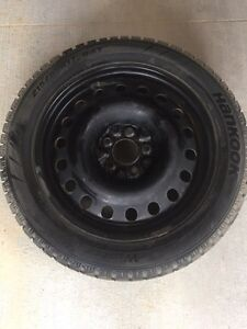 Winter tires with rim for sale!  London Ontario image 5