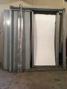 Commercial Grade Insulated Steel Doors for Sale