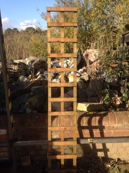 Garden trellis X 4 never been used