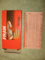 New Fram Air Filter CA3660