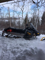 MOVING TO BC - MUST SELL 2008 Ski Doo Renegade XP MXZ