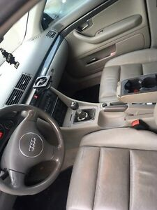 Audi Part out, 2004 A4 6speed Manual Quattro