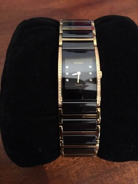 R20753752 Rado Integral Jubile Ceramic Ladies Watch