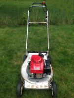 Honda Lawnmowers for Parts / Bags / Grass Catchers