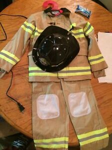 Fire fighter.
