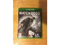 Watch dogs Xbox one gift