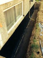 Foundation/Crack Repair and WaterProofing