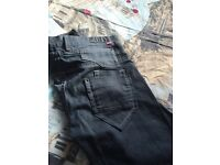 2 pairs of jeans size 14